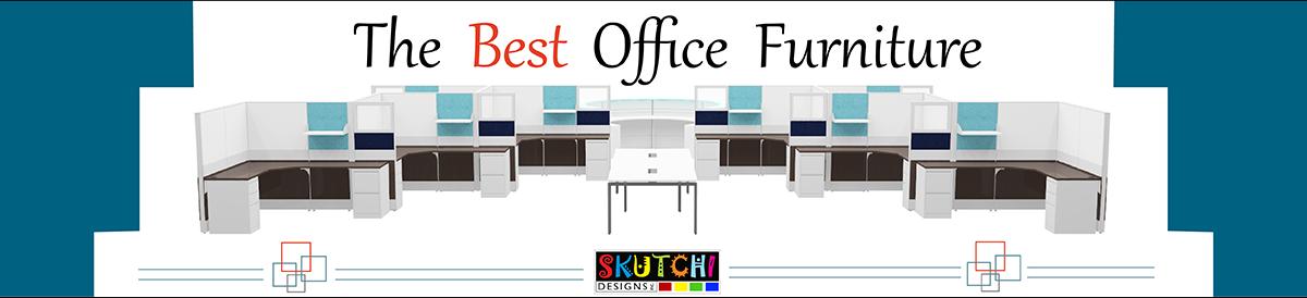 Skutchi Designs Office Furniture