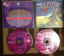 THE HIVE ACTION/ARCADE GAME FOR WINDOWS 95  (PC, 1995) EXCELLENT CONDITION