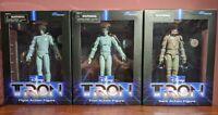 "Diamond Select Toys: Disney - Flynn Tron & Sark 7"" Action Figure (Brand New)"