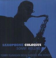 Sonny Rollins - Saxophone Colossus [New Vinyl LP] 180 Gram