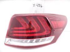 OEM TAILLIGHT TAIL LIGHT TAIL LIGHT TAILLAMP LEXUS LS460 LS600H 13 14 15 RH chip