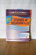 EXCEL HSC Studies of Religion I & II Pascal Press Paul Bulmer Katherine Doret