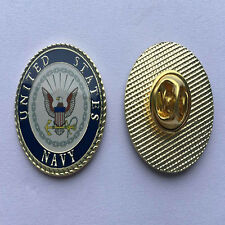 Navy Lapel Hat Pin United States Navy Lapel Hat Pin Usa Shipper