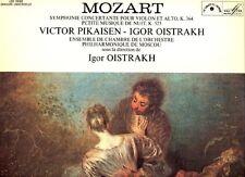 Mozart Sinfonia concertante K. 364   Victor Pikaisen   Igor Oistrakh