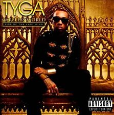 Tyga - Careless World: Rise Of The Last King CD  (NEW & SEALED)