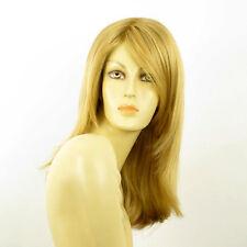 Perruque femme mi-longue blond doré TARA 24B