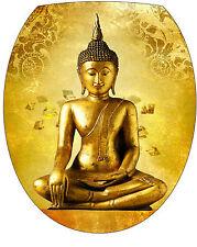 Sticker abattant de WC Bouddha Zen 35x42cm Réf 2130