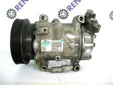 RENAULT Clio III 1.4 16v 1.5DCI 86BHP 2006-2012 aria condizionata A/C Pompa 8200365787