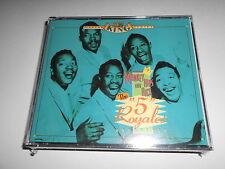 """The """"5"""" Royales Anthology: Monkey Hips & Rice 2 CDs Set"""