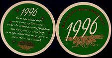 HEINEKEN  - 1996  BEERCOASTER FROM THE NETHERLANDS FE15025