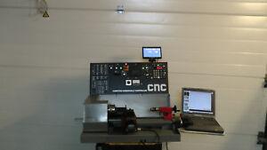Emco Compact 5,Drehmaschine,CNC Fräsmaschine,Drehmaschine,Drehstahl,Emco,CNC
