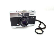 """Rollei B35 Silver mit Zeiss Triotar 40mm F/3,5 """"Made in Germany"""" #5340757"""