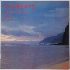 ELEMENTS: Mark Egan w/ Bill Evans JAZZ Vinyl LP Philo USA NM- Rare