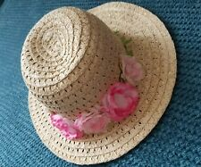 1-3 years 12 months +  girl summer hat from monsoon BNWT