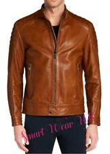Hugo Boss Men's Leather Jacket (Size 54)     RRP £1100