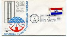 1976 Bicentennial Exposition Science Technology Kennedy Space Center USA America