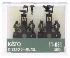 Kato N Gauge Dt21 Coupler Length Bisection 11-031 Train Model Supplies #3063 F/S