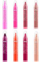 NYC City Proof Twistable Intense Lip Colour Crayon - Choose your colour