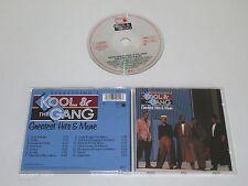 KOOL & THE GANG/EVERYTHING'S KOOL & THE GANG(METRONOME 834 914-2) CD ALBUM
