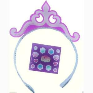 Barbie 12 Dancing Princess Birthday Party Favor Tiaras with Stickers 4 Per Pack