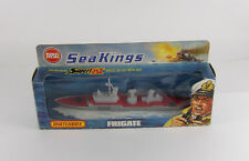 Matchbox Sea Kings K-301 Frigate in OVP Zustand unbespielt