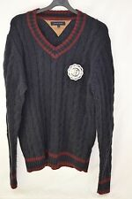 Homme Tommy Hilfiger Cricket Pull/Tricot Taille L