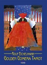 Golden Gomera Tarot  - Rolf Eichelmann  WIE NEU