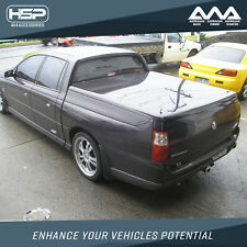 Holden Crewman Ute Manual Locking Hard lid Flat lid hard lid Tonneau cover top