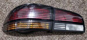 2pc 1992-95 Pontiac Bonneville SSE SSEi Drivers Side Left Tail Light Inner/Outer