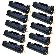 10PK CB435A Toner Cartridge For HP35A LaserJet P1005 P1006