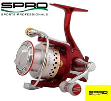 Spro RED ARC 10100 Spinning Fishing Reel Predator Lure Tackle Gear Perch Chub