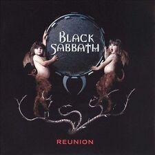 Black Sabbath, Reunion [2-CD SET], Excellent Live