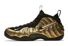cheap for discount 21fb6 d25de Nike Air Foamposite Pro Metallic Gold EUR 40 US7 UK6