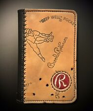 Rawlings Brooks Robinson Leather Baseball Glove Field Notes Cover