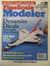Fine Scale Modeler Magazine July 1999 1948 Chevy Sedan Delivery