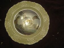 Vintage? READ HEAD DUCK THE HOUSE SEAGRAM PLATE CERAMIC POTTERY DECORATIVE