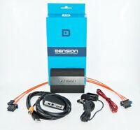 NEW DENSION GATEWAY 500S BT SINGLE FOT BLUETOOTH A2DP USB AUX IN AUDI PORSCHE