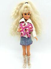 Vintage Phone Fun Skipper Doll Original Outfit 1993 Friend of Barbie