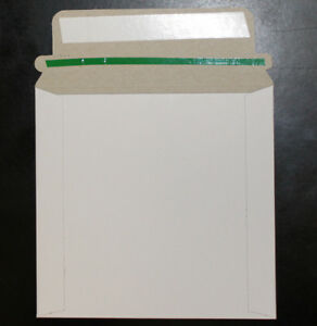 50 CD CD-R  DVD Mailers Envelopes Mailer with Seal