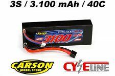 Carson Akku Racing Pack 3S 11,1V / 3100 mAh LiPo 40C- 500608156 - batterie pack