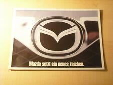 49684) Mazda 626 Poster + Prospekt 1998