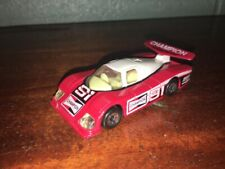 "MATCHBOX GROUP ""C"" RACERS SERIES #91 CHAMPION SPARK PLUGS MADE IN CHINA"