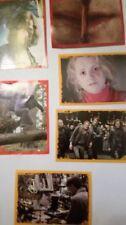 6 Sticker  Harry Potter und die Heiligtümer des Todes ,Sammelbilder,TM & Warner