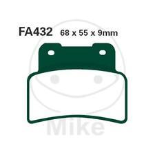 PASTIGLIE FRENO STANDARD EBC FA432