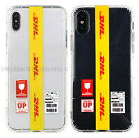 DHL Transparent Phone Case For Apple iPhone XS Max XR X 8 7 Plus 6 6S