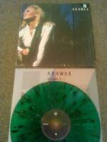 ARAWAK - ACCADE A 'SPLATTER COLOUR' LP + INNER N. MINT!!! IN SHRINK LTD LIBRARY