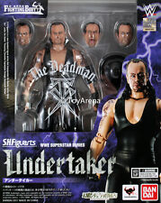 S.H. Figuarts The Undertaker Mark William Calaway WWE Action Figure USA IN STOCK