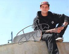 Ryan Sheckler Skateboarding X-Games Hand Signed 8x10 Autographed Photo COA