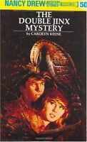 The Double Jinx Mystery (Nancy Drew Mystery Stories, No. 50) by Carolyn Keene