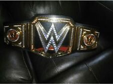 WWE Championship Title Belt - Replica Authentic - Raw / Smackdown - Adult WWF